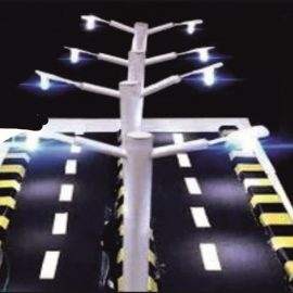 Automated Street Lighting System