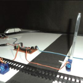 Automated Railway Crossing